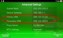 American DNS Codes